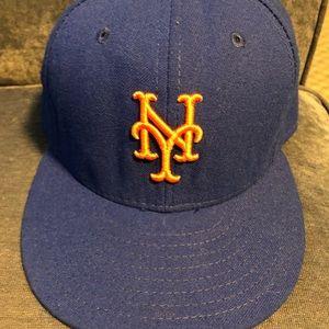 New York Mets Authentic Hat 7 1/2